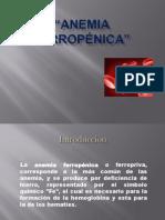 Anemia Ferrica1.pptx