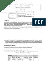 PLAN DE LA MATERIA REDACCION II 2014_ Edson Montaño.doc