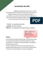 Presentacion de Cile, Zona norte, Grande y chico..docx