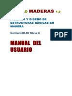 Manual Del Modulo Maderas