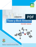 jee p-block elements