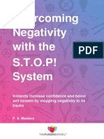 The STOP System for Overcoming Negative Thinking