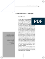 A Teoria Crítica e a Educação.pdf