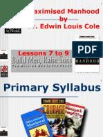 MaxMan_Lesson 07 to 09