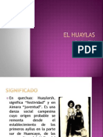 EL Huaylarsh - Yanina Pocco Ccahuana.pptx