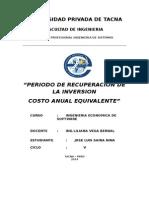 Ingenieria de sistemas -INGENIERIA ECONOMICA- JOSE SAIRA.doc