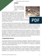 Antropología forense - Wikipedia, la enciclopedia libre.pdf