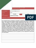 Sumilla. Abolicion del Trabajo. JoseGarcia.  II Coloquio de Estudiantes de Ciencia Politica.doc