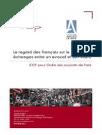 Sondage Ifop-Ordre des avocats de Paris sur le secret des échanges.pdf