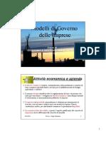 2 Modelli Di Governo Delle Imprese