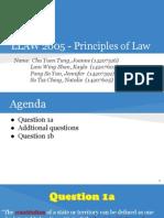 Law Present 1