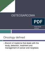 Bone Tumor Gopal