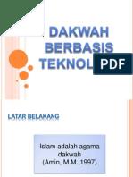 Dakwah Berbasis Teknologi.pptx