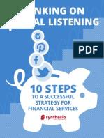 Banking on Social Listening