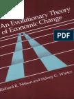 Evolutionary-Theory-Of Economic Change