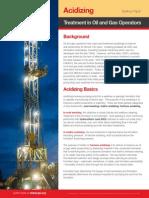 Acidizing Oil Natural Gas Briefing Paper v2