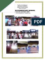 district meet