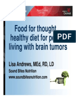 Brain Tumour Nutrition Food_for_Thought