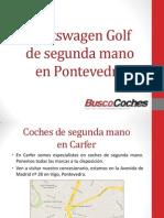 Volkswagen Golf de segunda mano en Pontevedra.pdf