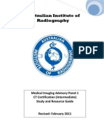Ct Study Guide Jan2013