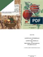 POP, ION - ALIMENTATIA NUTRITIONALA SI ALIMENTATIA MEDICALA IN PREVENIREA SI TRATAMENTUL DIABETULUI.pdf