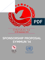 Sponsorship Proposal