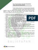 Tips Dan Tata Cara Upload LPSE