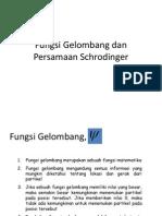 Persamaan Schrodinger