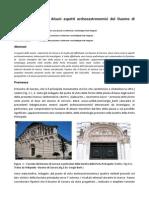 Archeoastronomia Alcuni Aspetti Archeoastronomici Del Duomo Di Carrara