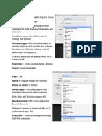 File Format Help Sheet