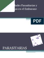 Enfermedades Parasitarias y Bacterianas en el Embarazo buena.ppt