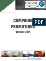 Movac October U-POL Campaign 2014