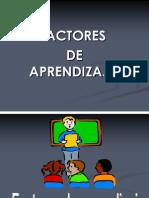 FACTORES DE APRENDIZAJE.ppt