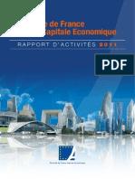 Rapport d'activité 2011