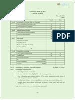 CBSE 2015 Syllabus 12 Accountancy New