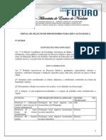 Edital 01 de Seleção de Professores - EB 2014_2 pdf.pdf