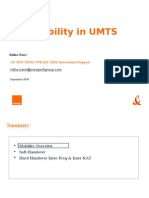 Mobility in UMTS.ppt