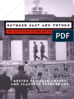 Antohi, Tismaneanu-between Past and Future