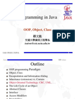 Java OOP Concepts