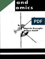 Edgardo Buscaglia, William Ratliff - Law and Economics in Developing Countries.pdf