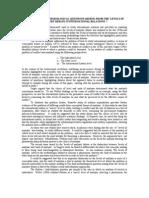 (1993) IR Theory Essay Levels of analysis