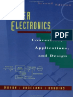 Mohan - Power Electronics
