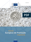 European Enterprise Promotion Awards Compendium 2014 in Portuguese