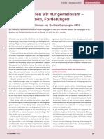 De - Beitrag Des Deutschen Caritasverbandes Zur Versammlung Der Synode