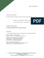 ES - Contribución de La Federación Internacional de Acción Católica - FIAC - Para La Asamblea Del Sinodo