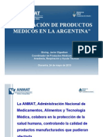 ANMAT - Regulacion Productos Medicos.pdf