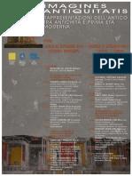 Convegno Imagines Antiquitatis, Pavia 22-23 Settembre 2014