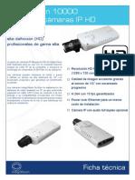 10000 HD IP Cameras Datasheet_A4.Spanish.Final.pdf
