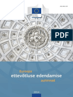 European Enterprise Promotion Awards 2014 in Estonian