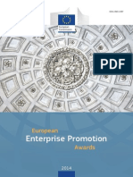European Enterprise Promotion Awards 2014 in English